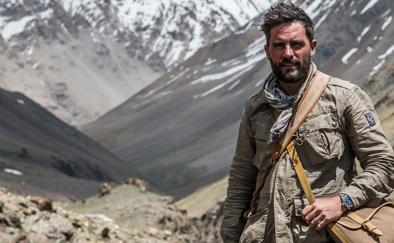 Globe-Trotter Hosts 'Ground Truth' - A Photography Exhibition By Levison Wood