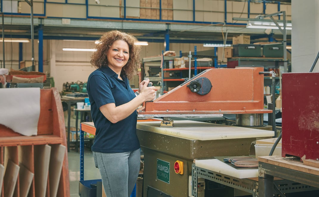 Meet The Craftsmen: Silvana Spinnato, Supervisor