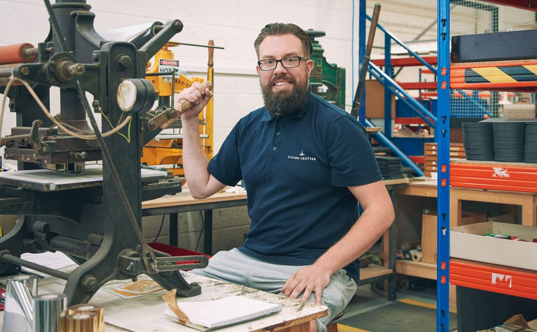 Meet The Craftsmen: Dan Pounder, Supervisor