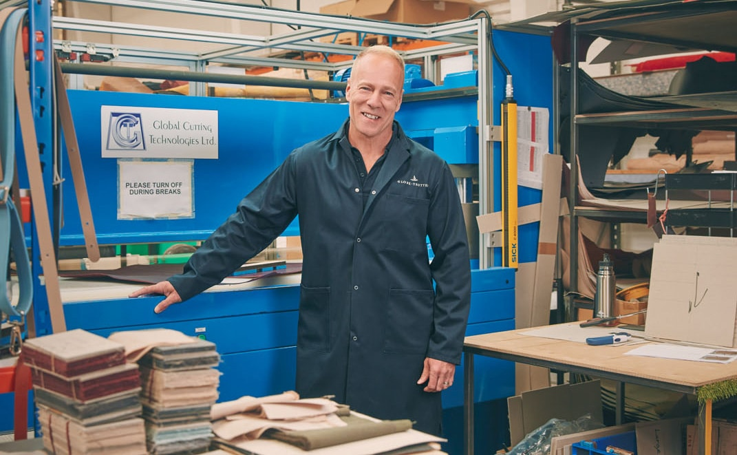 Meet The Craftsmen: Den Wilcox, Leather Factory Manager