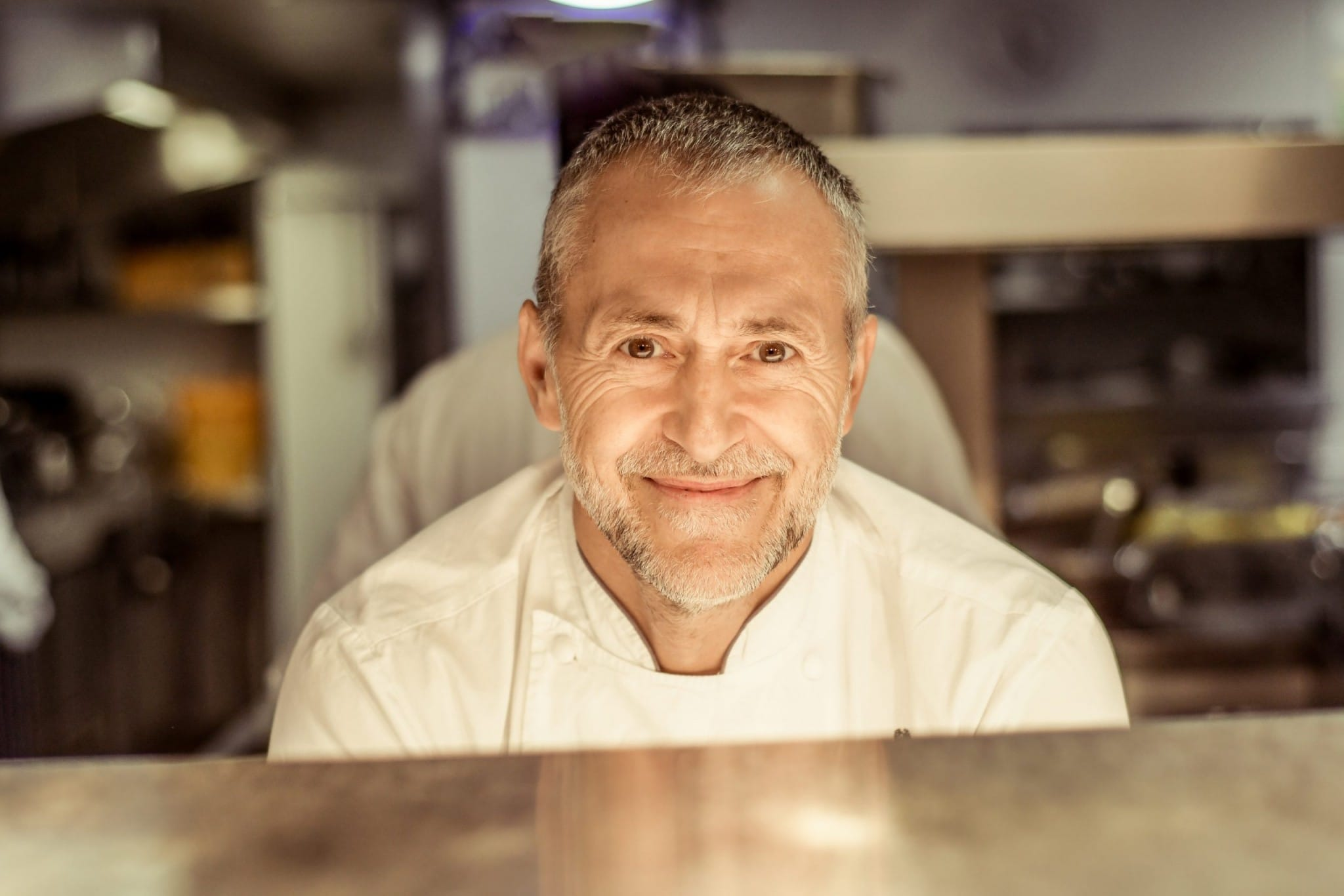 Globetrotting With...Michel Roux Jr