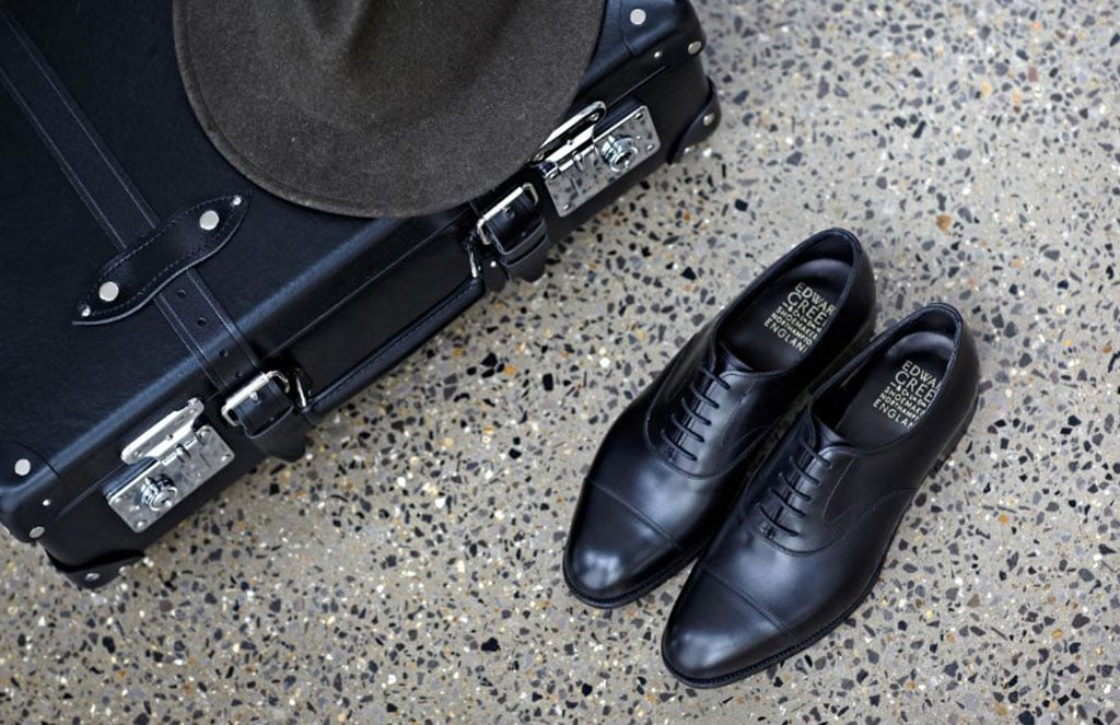 If The Shoe Fits: Edward Green X Globe-Trotter