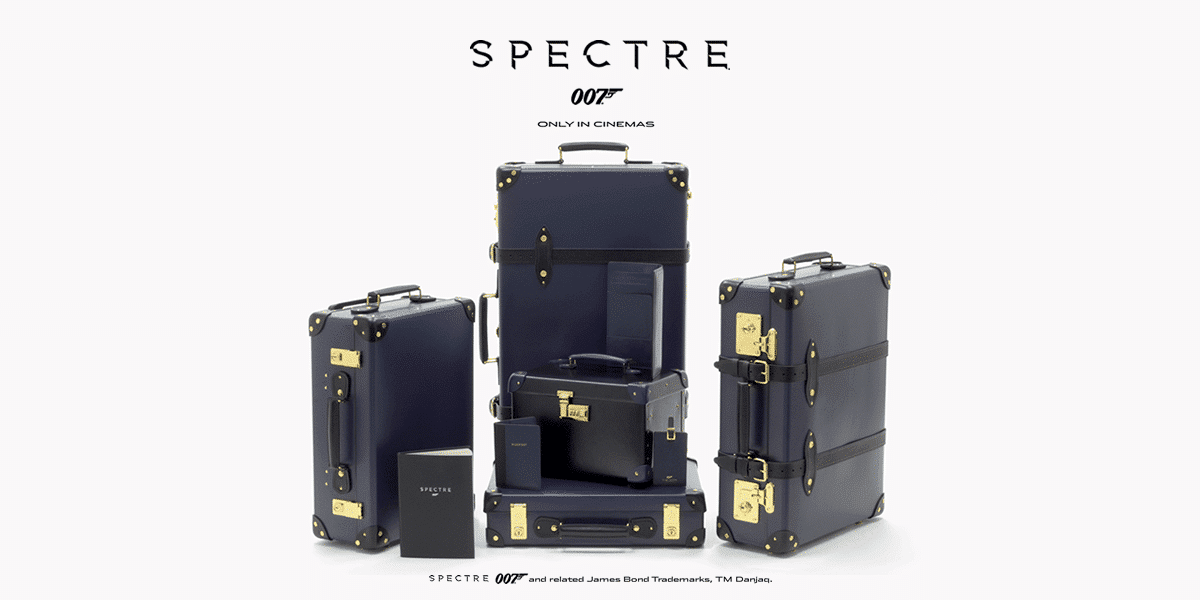 Globe-Trotter Announces Partnership With James Bond For Spectre