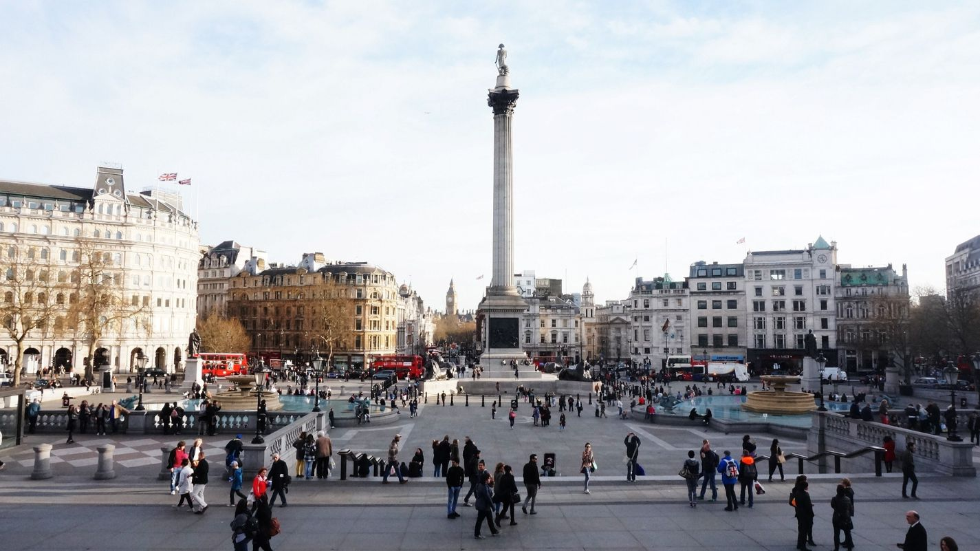The Ultimate Guide To London's Squares