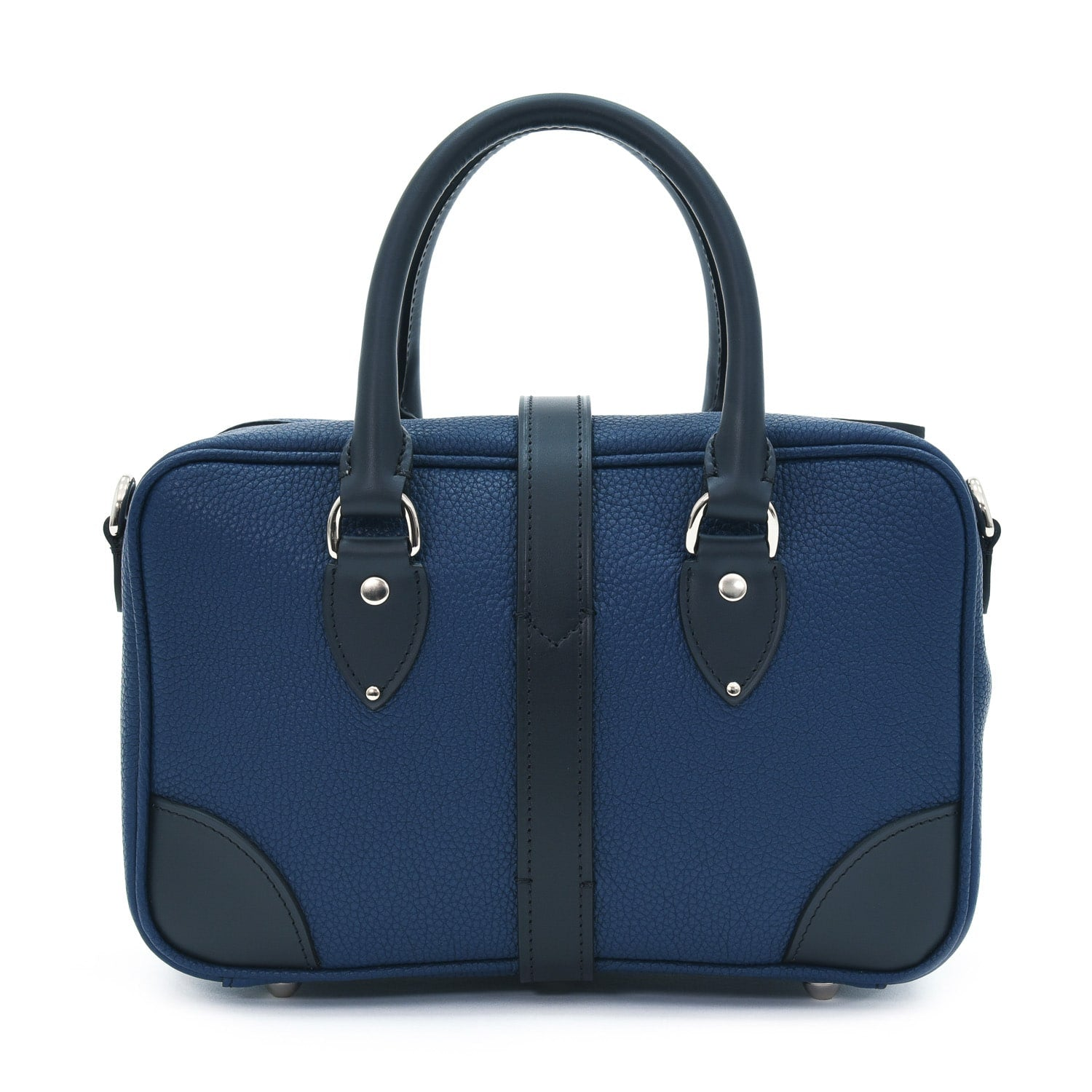 Centenary Leather · Bowling Bag - Navy