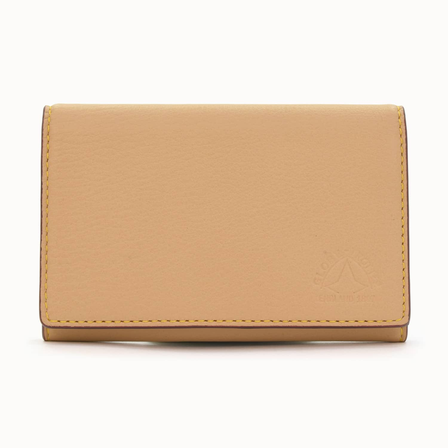 Riviera · Business Card Holder - Tan