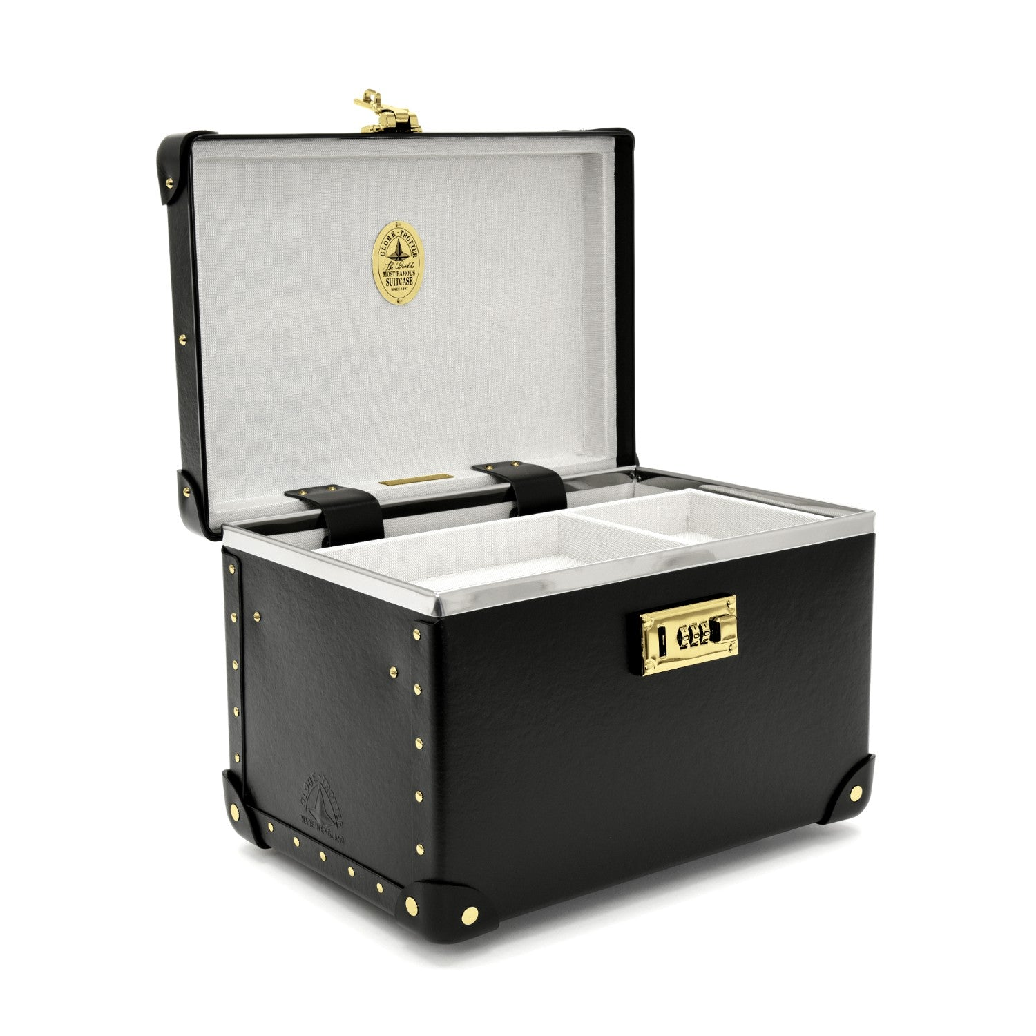 Centenary · Vanity Case | Black/Black/Gold