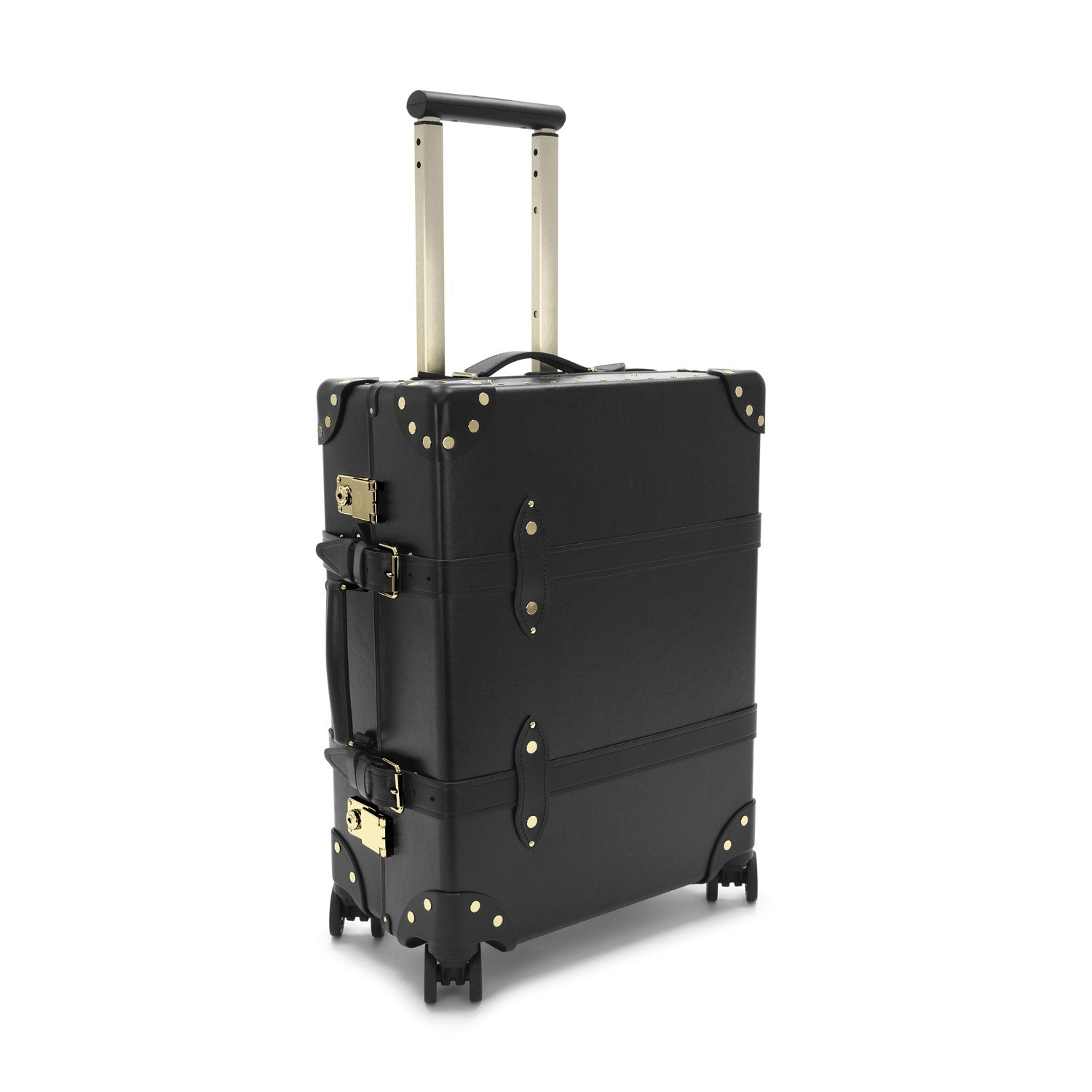 Centenary · Carry-On - 4 Wheels | Black/Black/Gold