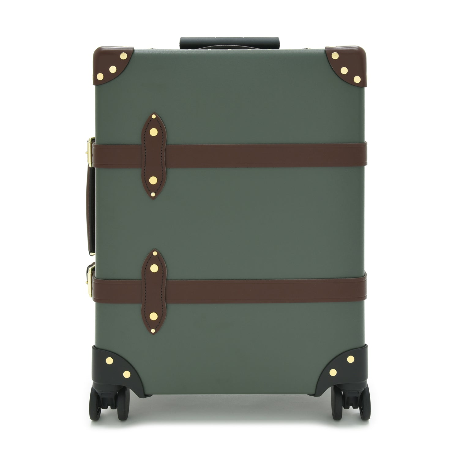 Centenary · Carry-On - 4 Wheels | Green/Brown