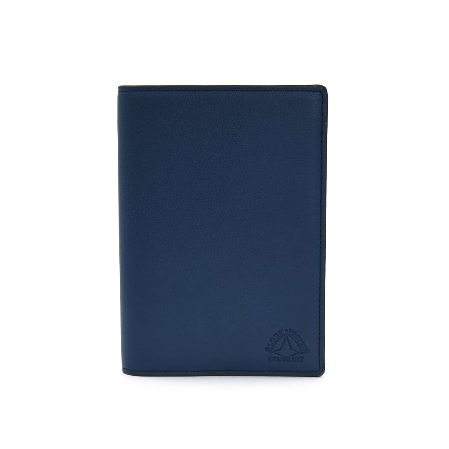 Centenary Leather · Passport Sleeve - Navy