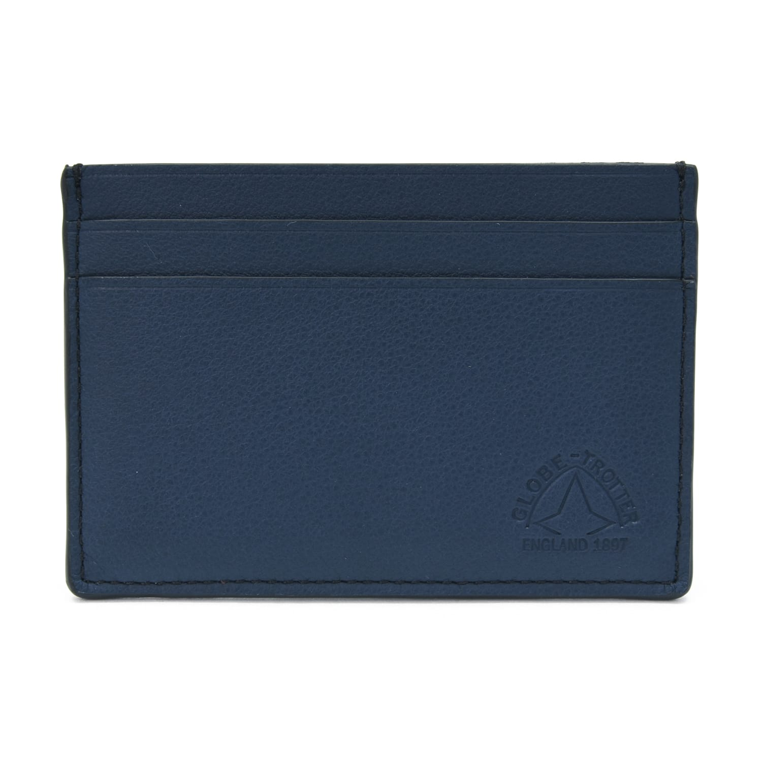 Centenary Leather · Credit Card Holder - Navy