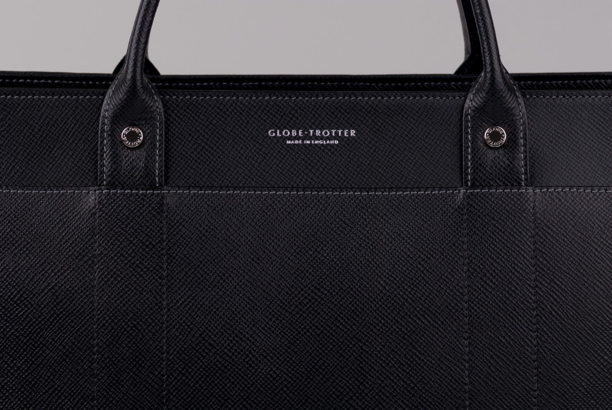 Jet · Large Tote - Black