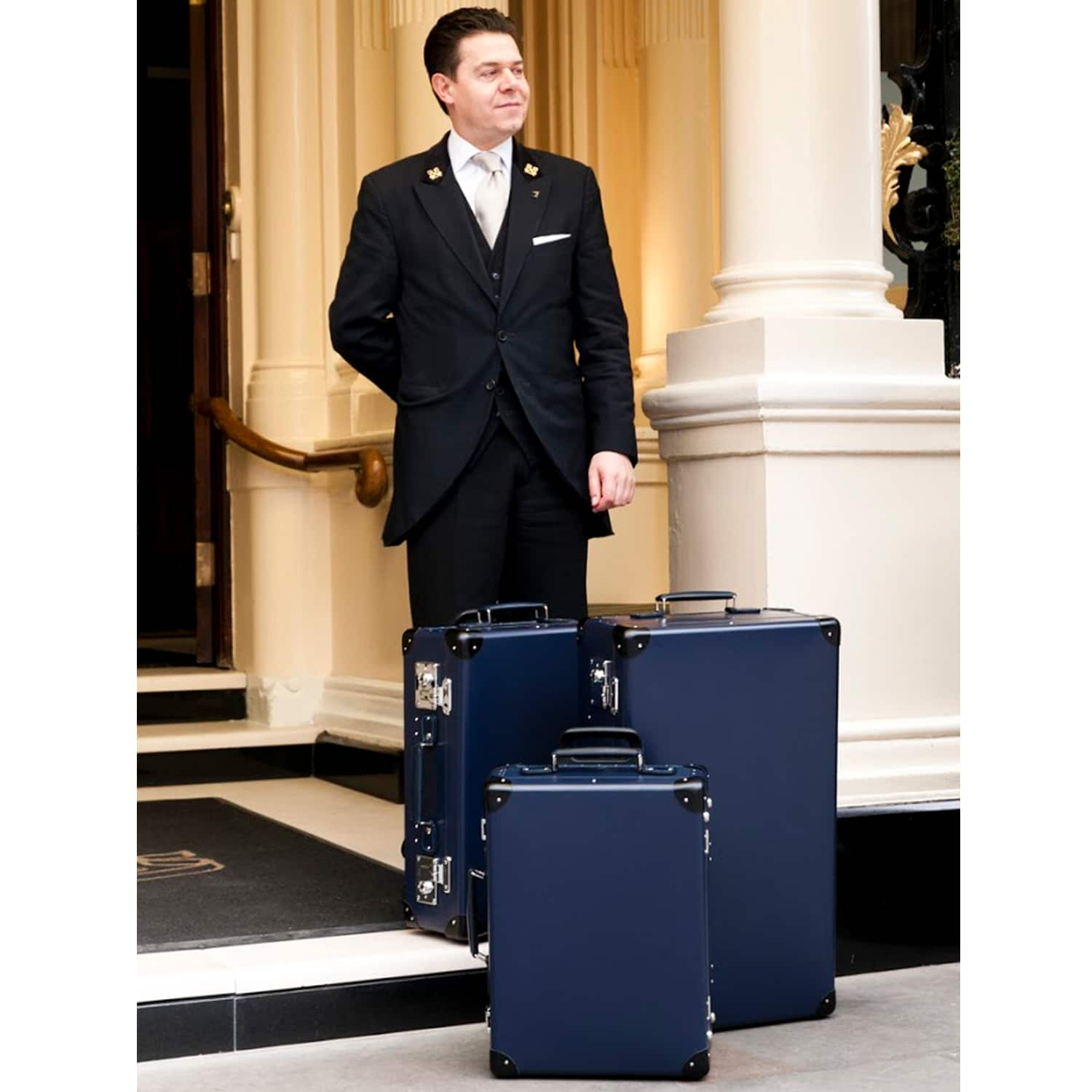 Original · Small Carry-On | Navy/Black