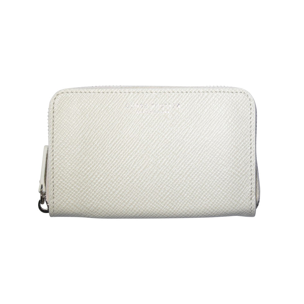Jet · Zip Around Purse - Ivory