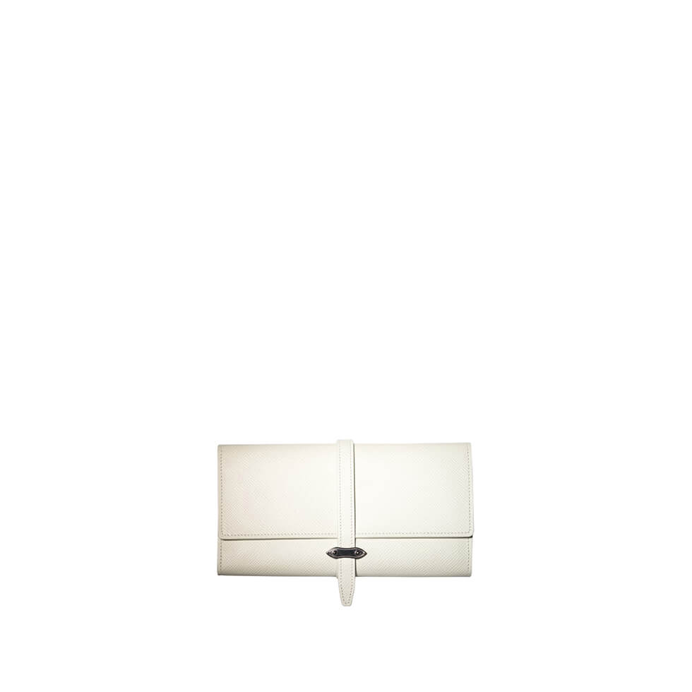 Jet · Flap Over Purse - Ivory