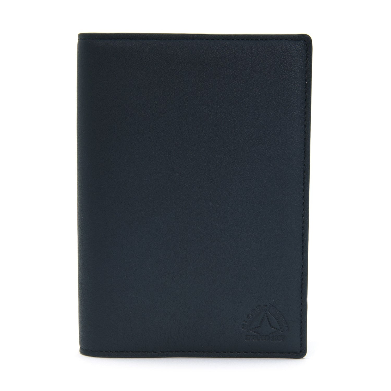 Centenary Leather · Passport Sleeve - Black