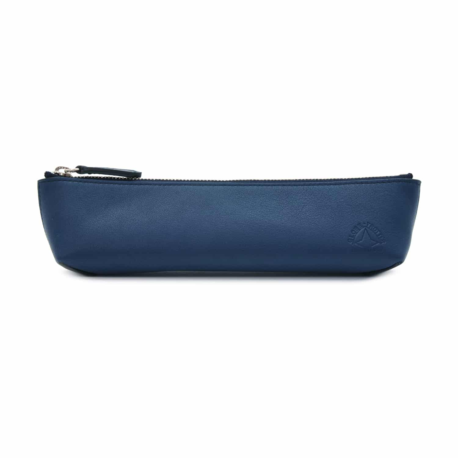 Centenary Leather · Pencil Case - Navy