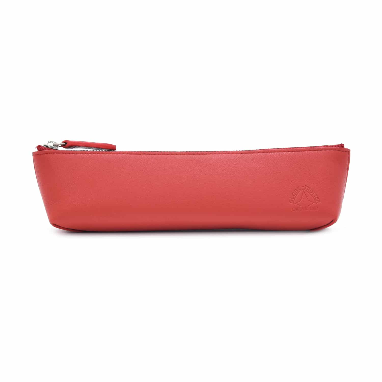 Centenary Leather · Pencil Case | Red