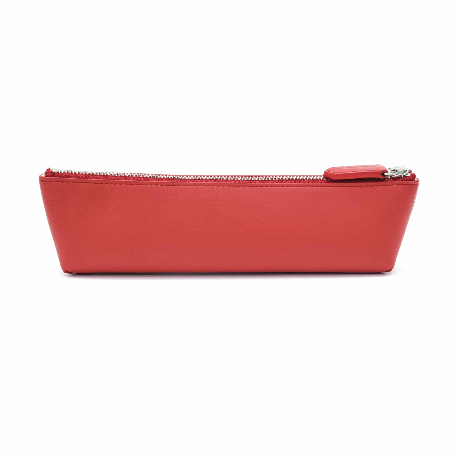 Centenary Leather · Pencil Case - Red