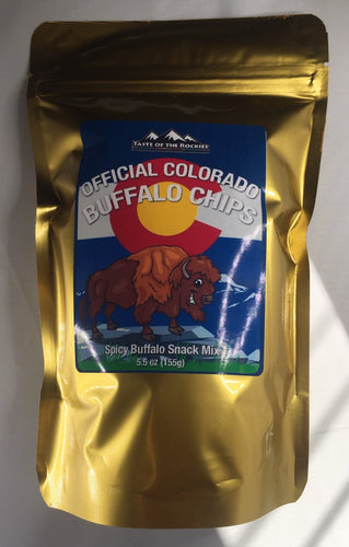 Official Colorado Buffalo Chips - Taste Of The Rockies