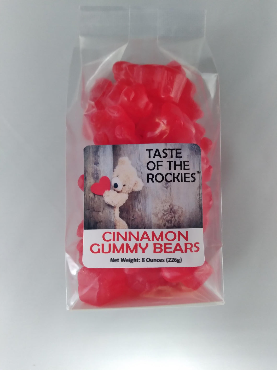Cinnamon JuJu Gummy Bears - Taste Of The Rockies