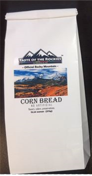 Corn Bread - Taste Of The Rockies