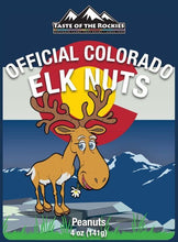 Load image into Gallery viewer, Official Colorado Elk Nuts - Taste Of The Rockies
