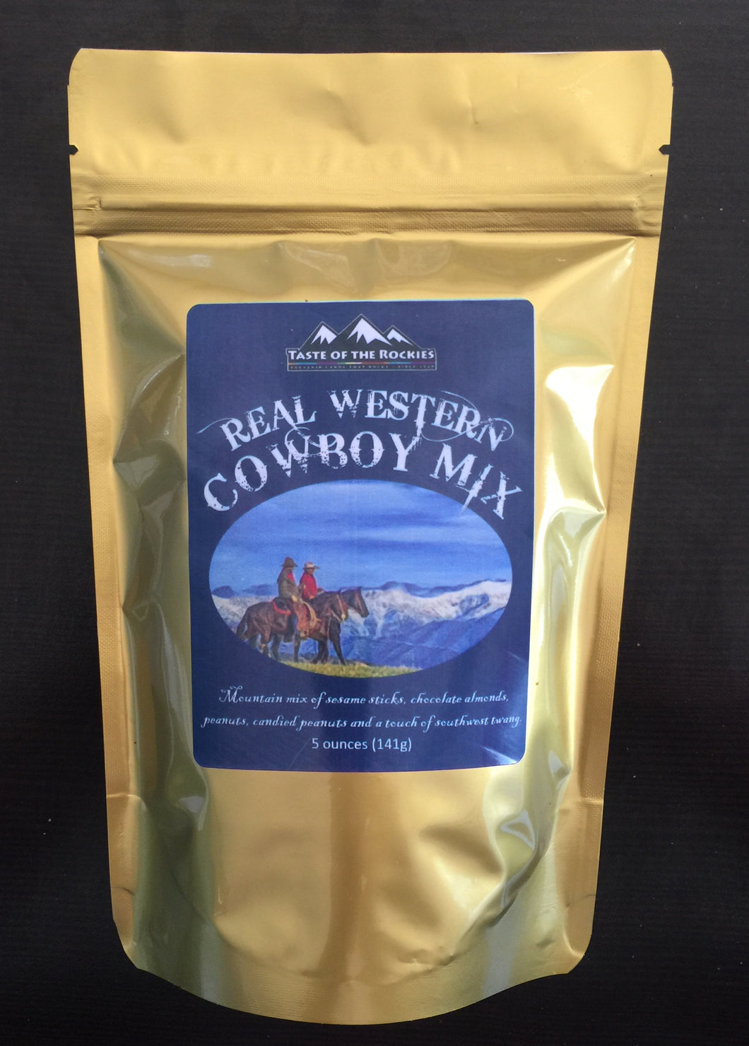 Western Cowboy Mix - Taste Of The Rockies