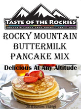 Load image into Gallery viewer, Pancake Mix, Great At Any Altitude - Taste Of The Rockies