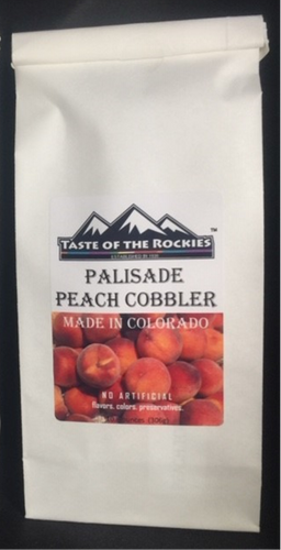 Palisade Peach Cobbler Mix - Taste Of The Rockies