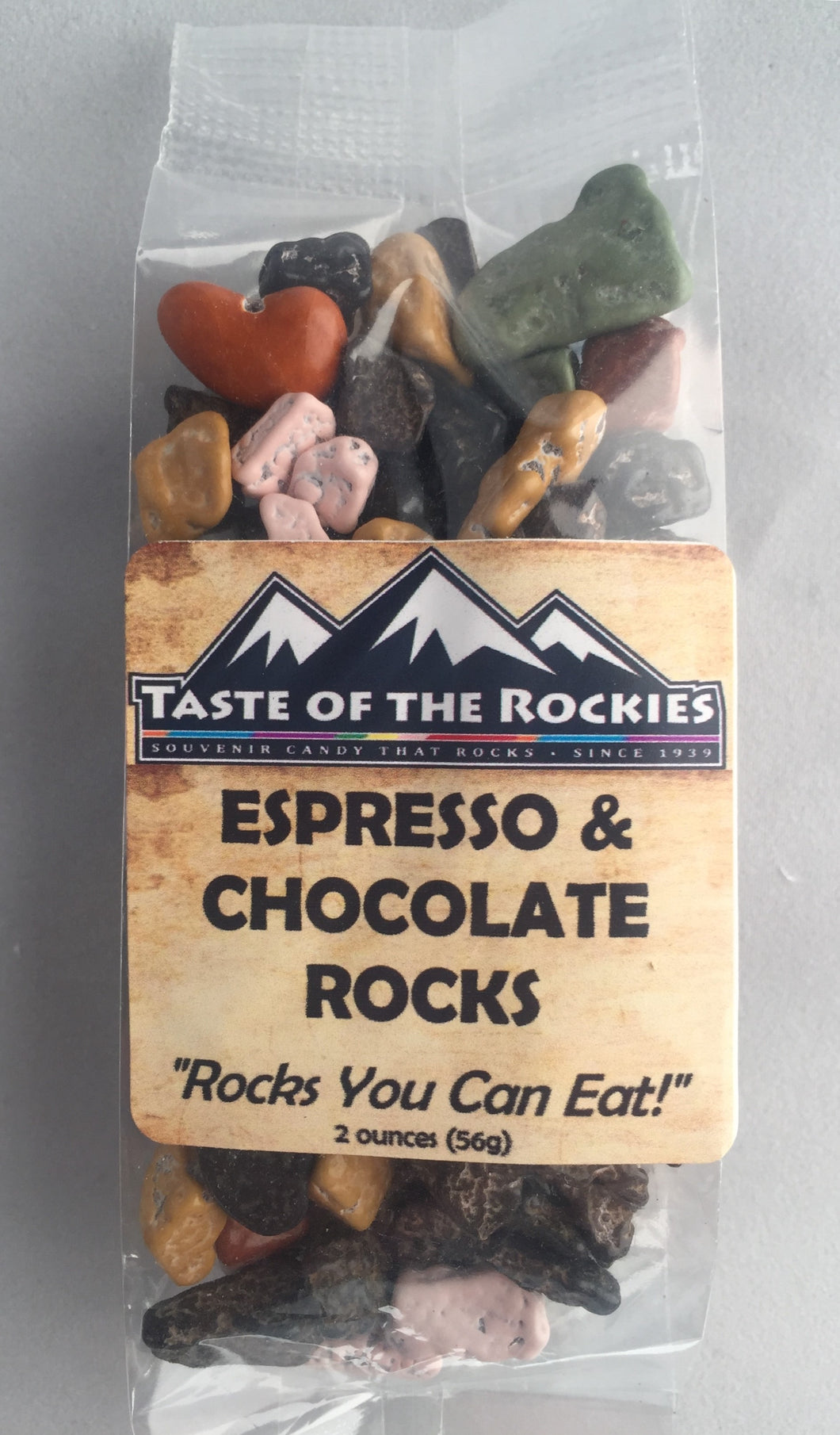 Espresso and River Rock Chocolate - Taste Of The Rockies