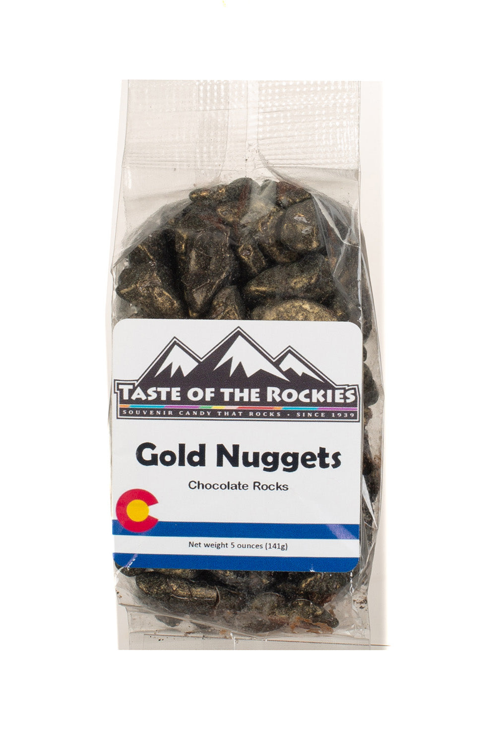 Gold Nuggets - Chocolate - Taste Of The Rockies