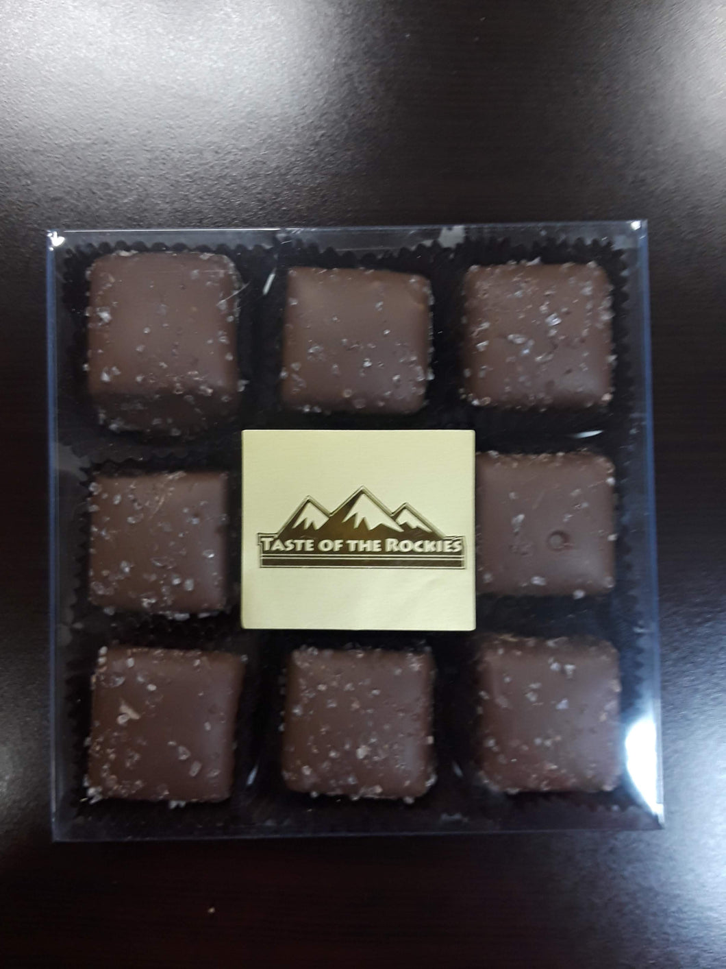 Irresistable Sea Salt Caramels - Taste Of The Rockies