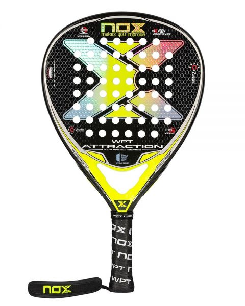 NOX ATTRACTION WORLD PADEL TOUR EDITION 2021 - Padel Shop Ecuador ®