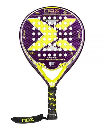 NOX EMOTION WORLD PADEL TOUR EDITION 2021 - Padel Shop Ecuador ®