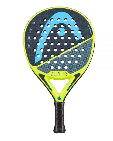 HEAD GRAPHENE TOUCH ZEPHYR PRO WITH CB - Padel Shop Ecuador ®