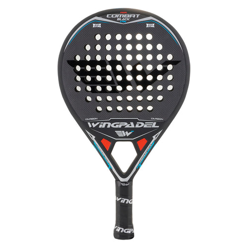 WINGPADEL AIR COMBAT 3.0 CONTROL BLACK - Padel Shop Ecuador ®