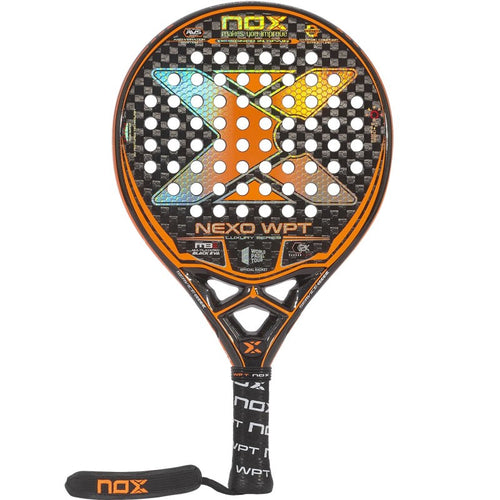 NOX NEXO WORLD PADEL TOUR OFFICIAL RACKET 2021 - Padel Shop Ecuador ®