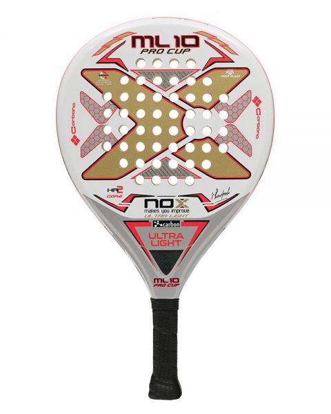 NOX ML10 PRO CUP ULTRA LIGHT JUNIOR - Padel Shop Ecuador ®
