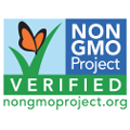 Verified by the Non GMO Project icon