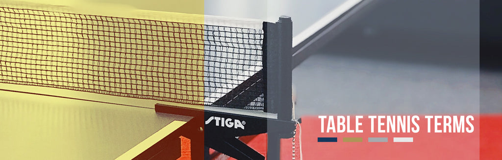 Table Tennis Terms Defined