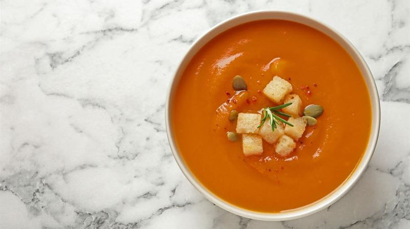 Winter warmers (healthy soup)