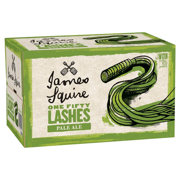James Squire One Fifty Lashes
