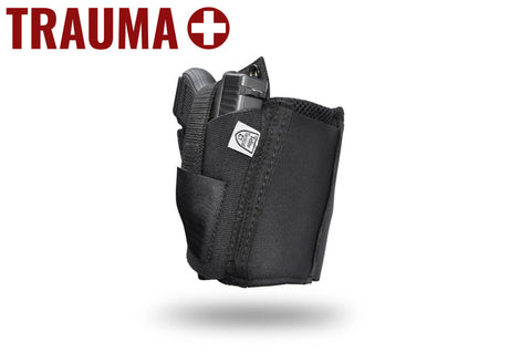 Comfort-Air LE Ankle Holster with TRAUMA Pocket