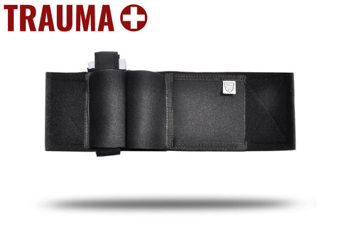 Tag Along for Celox + Two Pocket - Internal Trauma Vest