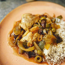 Load image into Gallery viewer, Wednesday: 'Marbella Chicken' with Couscous