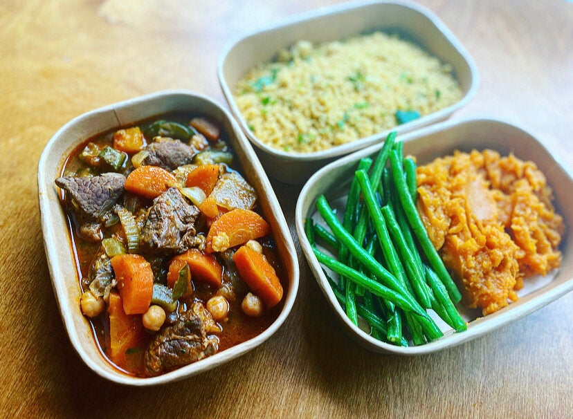 Wednesday: Tender Moroccan Lamb Tagine (last chance to order!)