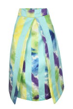 SPENCER MULTIPRINT A-LINE SKIRT