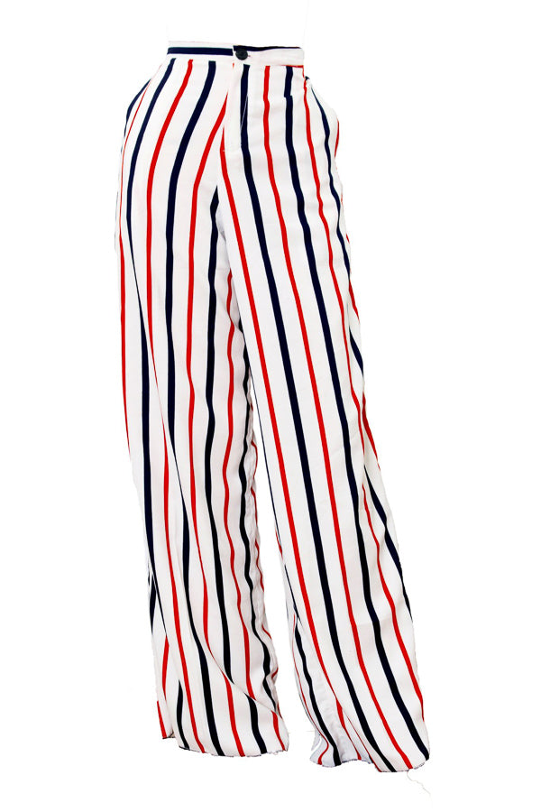 KLYNN STRIPED PANT