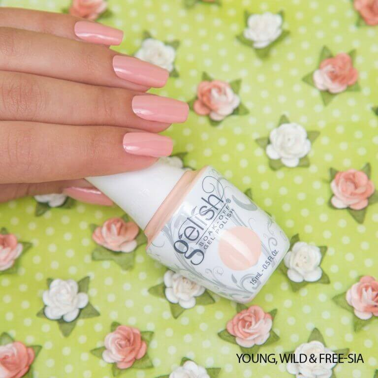 Gelish | Young, Wild & Free-sia | 15 ML